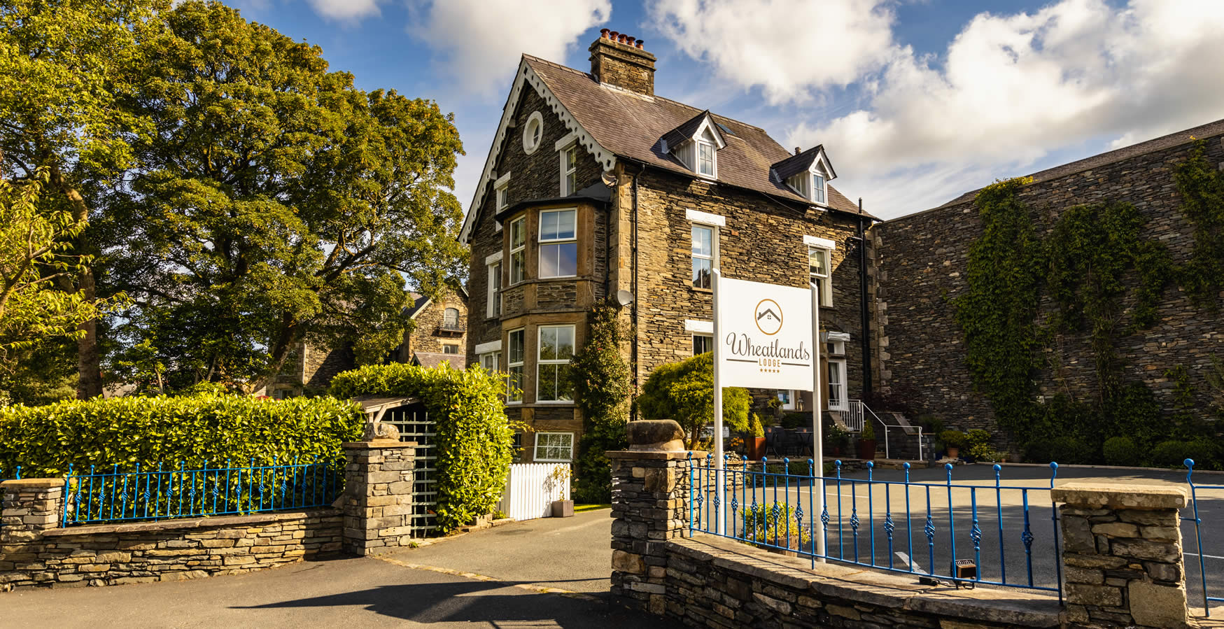 Welcome to Wheatlands Lodge Luxury B&B in Windermere